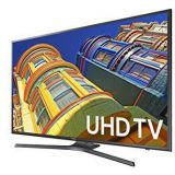 Samsung UN65KU630DF 65-Inch 4K Ultra HD LED TV Smart Remote WiFi Apps HDMI