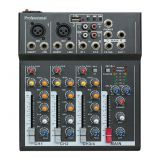 Mini Mixer with 4/7 channels