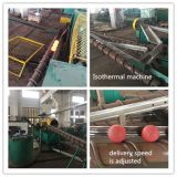 hot rolling ball molding line