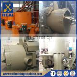 Gold mining machine and centrifugal concentratorgravity gold separating machine