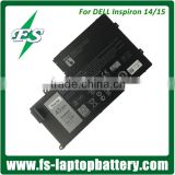 Genuine external laptop battery TRHFF For DELL Inspiron 5442 5443 5445 5447 5448 5542 5543 5545 5547Series TRHFF                                                                                                         Supplier's Choice