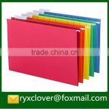 Office Stationery Eco-friendly A4 Size Colorful Hanging Paper File Folder                                                                         Quality Choice