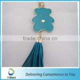 Green Blue Blin Bling Bear Pendant design for bags, clothings, belts and all decoration