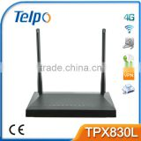 Telpo Advertisement Pushing 4G Router for Bus wifi TPX820