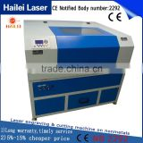 Hailei Factory fiber laser marking machine metal engraving machine power 20W qr code laser engraving machine