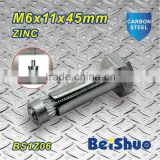 Steel construction fastener fix anchor bolt made in China competitive price good quality