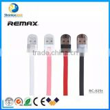 Remax New Coming Magnetic structure 2 in 1 Micro USB Type charging Sync data transfer USB Cable for Android/iPhone
