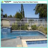 HOT and first choice good quality/price steel swimming pool fence for sales(direct factory)