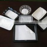 China made meat packing pp fresh tray with pad