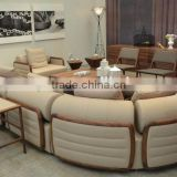 Modern design U shaped sectional sofa set designs and prices White leather sofa                                                                         Quality Choice                                                     Most Popular