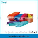 CE certificate and high quality lifting webbing sling color code webb rope crane lifting belt