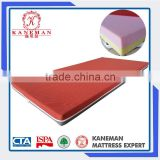 Perfect two side used well sleep foam mattress with cover soft in front side and hard in back side