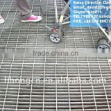 galvanized floor drain cover,galvanized channel floor grating,galvanized U style floor steel grating
