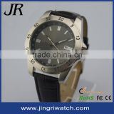 Hot sale stainless steel watch japan movt quartz watch stainless steel bezel
