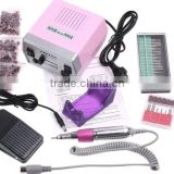 Strong power and best quality 35,000rpm electric drill nail for acrylic nails +110V 60Hz/220V 50Hz