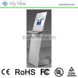 17inch,19inch,21.5inch Bank electronic queue ticketing management system kiosk                                                                                                         Supplier's Choice