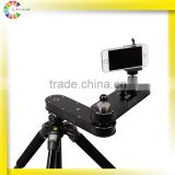 Wieldy camera slider for studio video shooting camera photo accessories