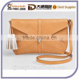 Day Use Large PU Leather Clutch Type Lady Hand Carry Bag
