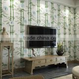 2016 wallpaper bamboo wallpaper for home decoration