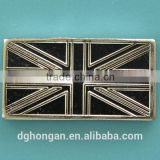 A13 1 Gram 999 Fine Silver UK Flag Bar