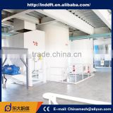 SD Best price titanium gypsum flash calciner roasting furnace gypsum powder production line