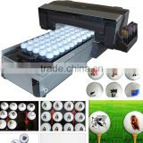ball pen and golf ball printer--CE / Full Color Printer Digital Golfball Printer,Golfball Logo Printer,Golf Grip Printer                                                                         Quality Choice