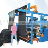 Two roller mirror rolling light machine