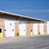 Steel Structure Portable Type Garage Building