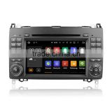 Winmark Newest Android 5.1 Car Radio DVD Player Stereo GPS 7 Inch 2 Din For Mercedes-Benz Sprinter Viano Vito 2006 Onwards DU707