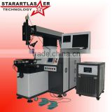 YAG Laser Welding Machine Used in Metal Products Welding Industry Small Machine to Make Money