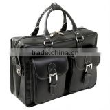 2015 hot new briefcase bags mens leather buisness bag new world online shopping best mens briefcase bags