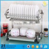 Eco-friendly design dish drying rack, drainer storage system, drainer dryer tray kitchen