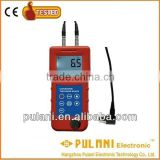 Utility ultrasonic metal thickness gauge measuring instruments with high precision
