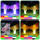 Latest design Led inflatable butterfly