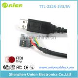 USB to Serial TTL Cable (OEM FTDI Cable)