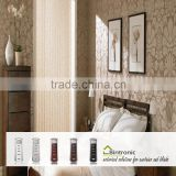 Bintronic Taiwan Accesorios Para Cortinas Motorized Vertical Blinds Track Mechanism Automatic Curtain Rod