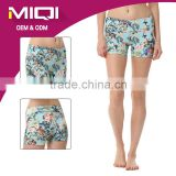 Top selling wicking and breathable supplex women yoga clothing wholesale gym wear shorts