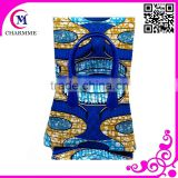 African Printed WAX Design WB-0018 African wax prints fabric and handbags for party /wedding Dress
