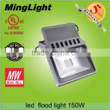 DLC UL CUL led flood light 10w 35w 50w 80w 100w 150w / IP65 2016 new type industrial outdoor 150w led flood light