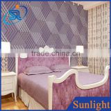 modern simple pvc wallpaper exquisite stripe wallpaper for more usage decoration 3d effect wallpaper