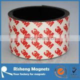 50.8mm Wide Format Flexible Magnet Tape With High Quality 3M Self Adhesive magnetic strip                                                                         Quality Choice