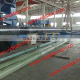 FRP GRP production line for Fiberglass rod pole