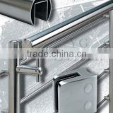 Stainless Steel Glass Clamp / Glass Railing Hardware