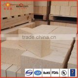LZ 75 high alumina fireclay brick for coke oven