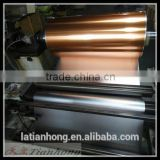 aluminium insulation foil copper color colored copper foil copper scrap