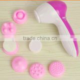 Best selling skin care facial/High quality electric face massager vibrator skin care facial/Face cleaning brush