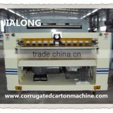 JL-1 Automatic high speed computer NC cut off with spiral blade carton box process machine