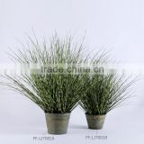 Party supplies grass plant fake bonsai for hotel use