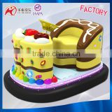 battery kids cars bumper car kids equipment outdoor cake style electric dodgem bumper car kiddie rides kids car