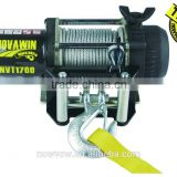 Mini 12v electric winch NVT1700(1500lbs)